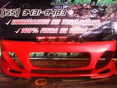 Parachoque Dianteiro Tuning Chevrolet Kadett