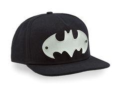Batman Glow-in-the-Dark Hat