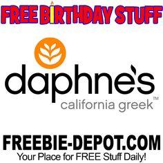Daphne's Greek Cafe in La Jolla Village Square Free Birthday Food, Birthday Rewards, Birthday Freebies, Girl Birthday, Birthday Stuff, Greek Cafe, Greek Pita, Restaurant Gift Cards, Pita Sandwiches