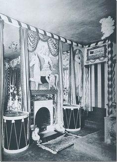 Master bedroom, Ashcombe
