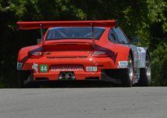 Lally fills in for Holzer at Mosport - Racer.com