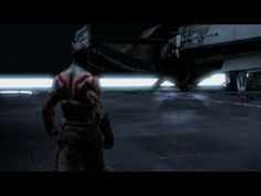 Footage from a canceled Darth Maul game.  This would have been amazing.