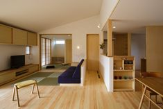 Japanese Modern, Japanese House, Japanese Interior Design, Minimalist Home Interior, Interior Architecture, Decoration, Small Spaces, House Plans, House Styles