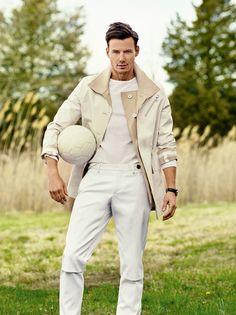 Alex Lundqvist is Posh & Sporty for Vogue Hombre image Alex Lundqvist Model 006