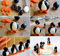 45 cool party food ideas and DIY food decorations - a .- 45 coole Party-Essen-Ideen und DIY-Essen-Dekorationen – einfach Kochen – 45 Cool Party Food Ideas and DIY Food Decorations – Just Cook – - Cute Food, Good Food, Yummy Food, Awesome Food, Paleo Food, I Love Food, Snacks Für Party, Snacks Diy, Party Nibbles