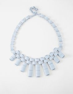 Oasis Coated Collar Necklace