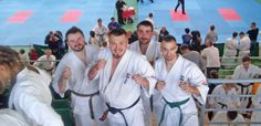 Podium dla Karateki w Sieradzu
