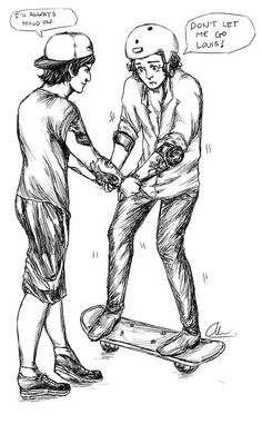 Larry Stylinson My art Sketch larry this is a repost larry fanart ...
