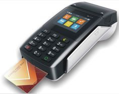 D210 Mobile Payment Terminal with Bluetooth
