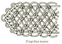 Макраме - узелковое плетение: узоры и фрагменты для изделий
