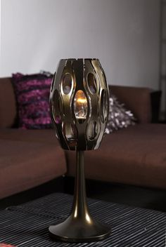 Masquerade 1 Light Table Lamp