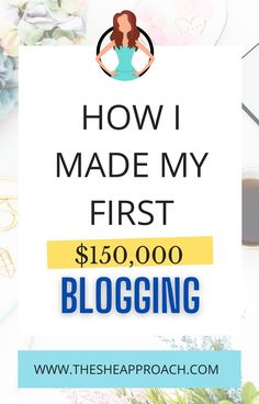 Blogging Income Report From a Full Time Blogger. Have you ever wondered how you can make money with a WordPress website? Or how much you could earn if you were blogging as a career? Here's how I make money online blogging and how I monetize my website with ads, affiliate marketing, working with brands and more! #makemoneyblogging Full-time blogger advice for newbie bloggers! Email Marketing Strategy, Affiliate Marketing, Earn Money Online, Make Money Blogging, How To Start A Blog, How To Find Out, Working Mom Tips, Online Blog, Make Money Fast