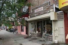 Totonno's Pizza in Coney Island...