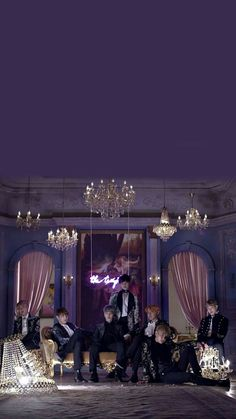 Blood sweat and tears wallpaper