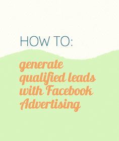 Is your business looking to generate more leads? Are you hearing quotes of 40 to 60 dollars (or more! Advertising, Ads, Business Look, Business Entrepreneur, Business Planning, Facebook, How To Plan, Quotes, Quotations