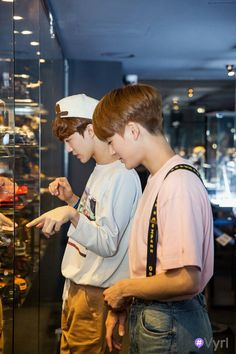 NCT Dream | Jaemin & Jeno