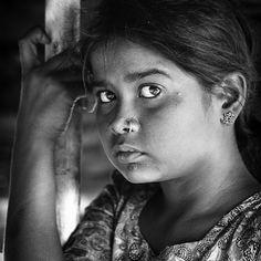 The Gaze by Mahesh Balasubramanian, via 500px