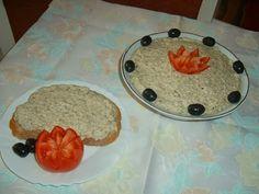 Rozi erdélyi,székely konyhája: Padlizsánkrém Hungarian Recipes, Hungarian Food, Grains, Rice, Pudding, Kitchen, Desserts, Bors, Tailgate Desserts