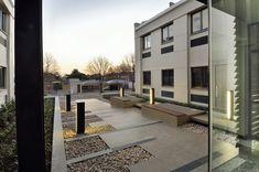 DBM Architects | 24 Sturdee Ave, Rosebank | Office Park Architects, Patio, Outdoor Decor, Home Decor, Decoration Home, Terrace, Room Decor, Porch, Building Homes