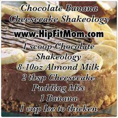 Chocolate Banana Che