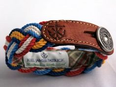 Nautical rope braclet
