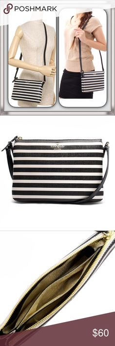 Kate Spade Fairmount Square Carolyn Crossbody Bag new without tag never used kate spade Bags Crossbody Bags
