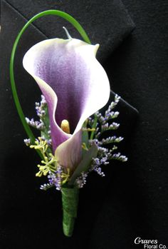 picasso call lily boutonniere - Google Search                                                                                                                                                                                 More