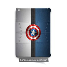 Captain America Shield Superhero iPad Air Mini 2 3 4 Case Cover US