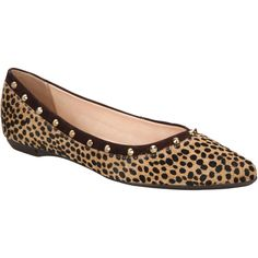 Sapatilha Bottero Onça com Spikes #animalprint