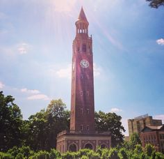 Have you ever seen a bad picture of the Bell tower? #UNCAlumni #TARgram alumni.unc.edu
