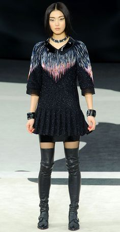 Runway Looks We Love: Chanel
