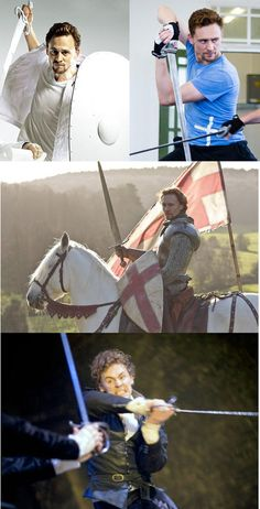 Tom Hiddleston handles swords really well   pixy543.tumblr.com #heHollowCrown #Coriolanus #Othello