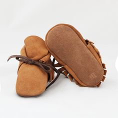 Get these at ministylefinds.com!!! Tan Suede Moccasins