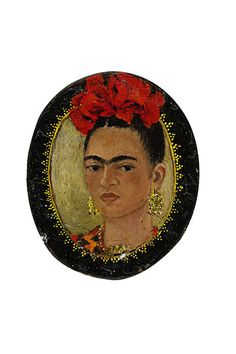 Credit: Sotherby's/Banco de México Diego Rivera Frida Kahlo Museums Trust/DACS Frida Kahlo Self Portrait