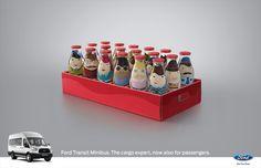 Adeevee - Ford Transit: Bottle