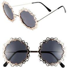 Fantas Eyes FE NY Round Sunglasses