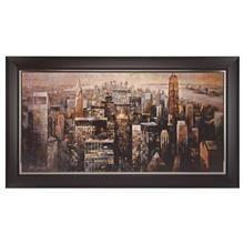 Framed Art - Manhattan