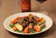 Carne Asada, Pot Roast, Meat, Ethnic Recipes, Food, Ethnic Food, Beer, Roast Beef, Roast Beef