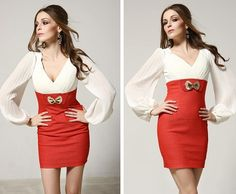 Formal dresses with long sleeves