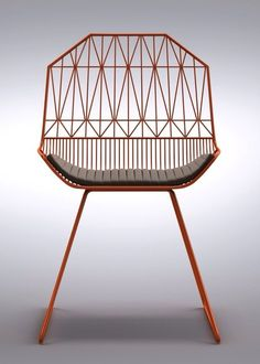 Farmhouse Chair by Vizmode | More on: http://www.pinterest.com/AnkAdesign/collection-6/