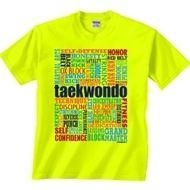 Image Sport - TKD Words T-shirt