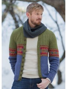 knit cardigan pattern Source by Cardigans Mens Outdoor Fashion, Mens Fashion, Crotchet Patterns, Knitting Patterns, Knitting Daily, Knit Cardigan Pattern, Fair Isle Pattern, Fair Isle Knitting, Fashion Images