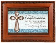 Cottage Garden Confirmation Boy Music Box Retired - Religious Music Confirmation Communion MB1738S-CG *** Read more reviews of the product by visiting the link on the image.