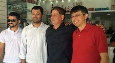 IRAM DE OLIVEIRA - opinião: Gutemberg Dias com militância inicia ações de…