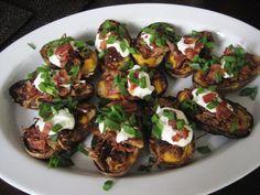 Tailgating Food Recipes - BBQ Pig Skins   Saturday Down South
