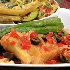 Fish Fillets Italiano Allrecipes.com