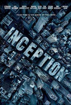 Inception (2010). Leonardo DiCaprio, Joseph Gordon-Levitt, Tom Hardy, Cillian Murphy. Sci-fi   Action   Adventure.