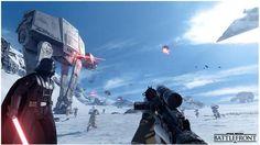Star Wars Battlefront Beta Arriving In October