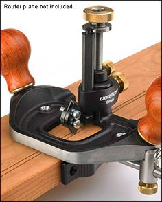 Inlay Cutter Head for Veritas® Router Plane - Woodworking