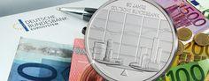 """BRD Silbermünze """"Bundesbank"""" – ein Sammelklassiker mit modernem Münzdesign"""